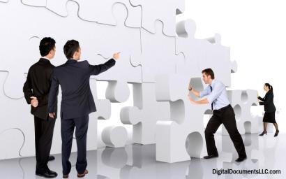 We understand an organization's People, Process, and Technology goals.